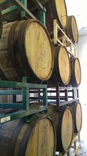heaven hill barrels