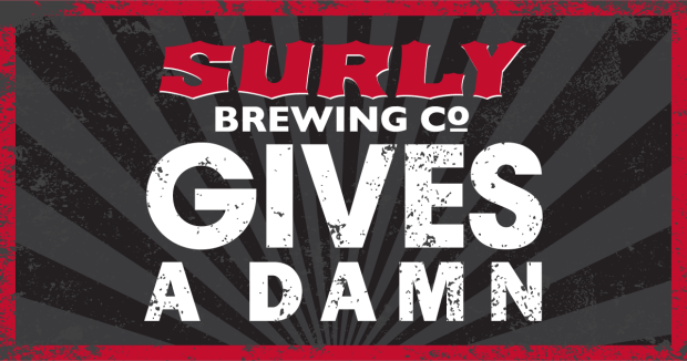 surly gives a damn