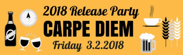 carpe diem 2018