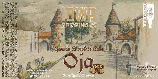 iowa brewing